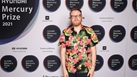 Huw Stephens at the 2021 Hyundai Mercury Prize Shortlist announcement!
