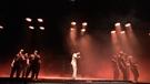 Stormzy performing Crown