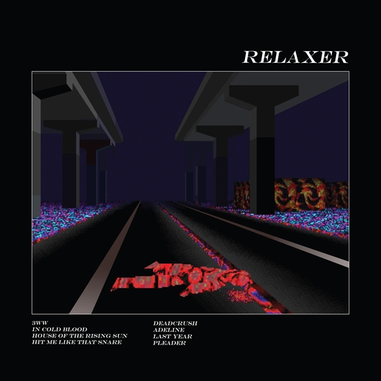Alt J - Relaxer