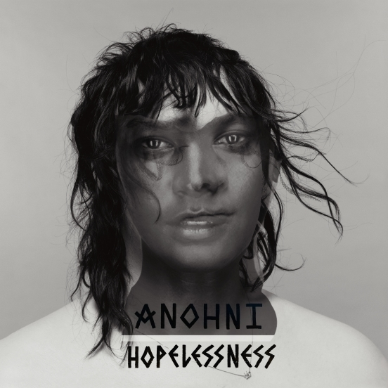 Anohni Hopelessness Album Cover