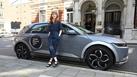 Hannah Peel arrives at the 2021 Hyundai Mercury Prize Shortlist announcement